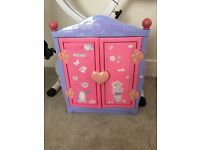 Build a bear wardrobe, clothing, shoes and accessories.