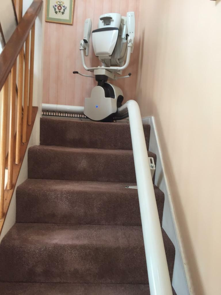 Stair lift - like new - OFFERS - 01353 778408