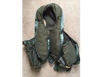 RAF Pilot Lifepreserver/Lifejacket Beaufort Mk30L
