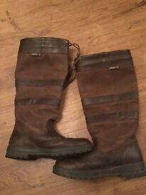 Dubarry wideout boots