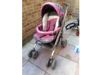 Pink Buggy ( CONICO , juupy ) for girl only £25
