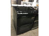 ZANUSSI ZCV664FPB 60 cm Electric Ceramic Cooker - Black