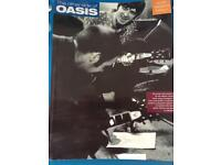 The Other Side of Oasis Guitar Tablature book
