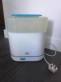 Philips AVENT 3-in-1 Baby Bottle Steam Steriliser