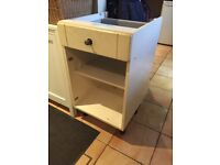 Used kitchen units- Johnson buildbase Norwich collection