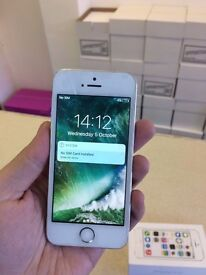 Apple iPhone 5s White For SALE **BOXED** WITH WARRANTY