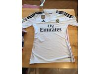 Real Madrid top small