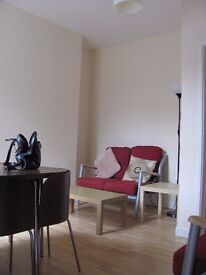 2 bedroom flat in university area, just off botanic.