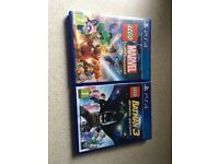 2 LEGO PS4 Games