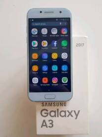 Samsung Galaxy A3 SM-A320FL 2017 white on EE ORANGE AND T-MOBILE