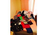 Bundle of Girls clothes and shoes 10-11 years old