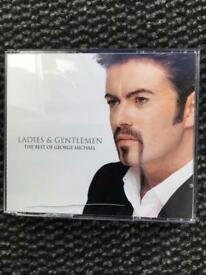 ✅ George Michael - Double CD