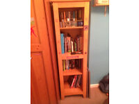 Wardrobe and Bookcase for sale due to downsizing