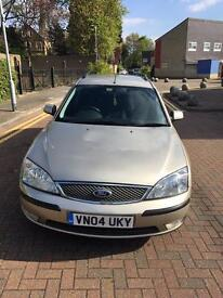 Ford Mondeo 2004Automatic for sale