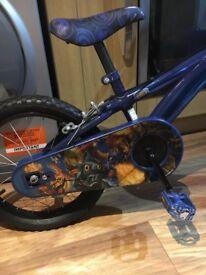 Children's skylander bike