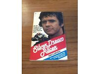 Silver Dream Racer - novel/film tie-in starring David Essex