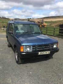 Landrover Discovery 1 200tdi