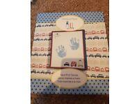 Mamas and papas handprint canvas