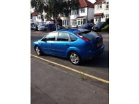 Ford Focus 1.6 automatic petrol service history air condition central locking electric windows