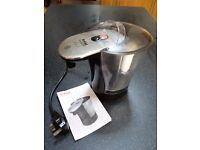 Tefal Quick Cup water heater with instruction manual.