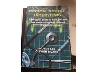 Get into Medical School- UKCAT practice books and MMI guide