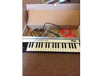 iRig keys midi board keyboard