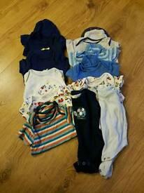 0-3 months vest tops