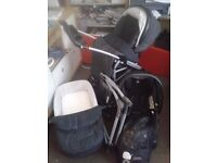Mamas and Papas MPX Travel System cost £1500 4 years ago