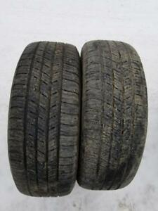 2 Michelin Defenders -215/65/16- 60%- $50 for BOTH