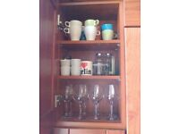 Glassses, cups and Mugs