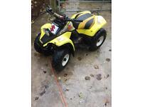 Quad bike lt80 Suzuki not Honda