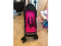 Chicco Echo Stroller Ibiza Pink Bargain price