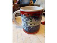 Cup - Disney Cars mug. Pair