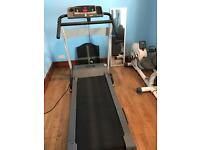 Trimline motorised treadmill