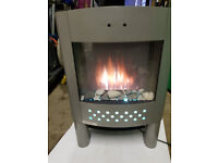 Fire heater 2 settings or can just be used with lights/flame effect. used