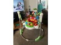 Fisherprice Baby Bouncer Jumperoo