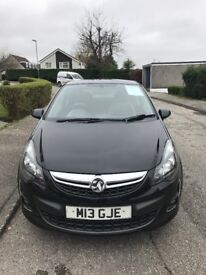 Vauxhall Corsa SRI High Spec