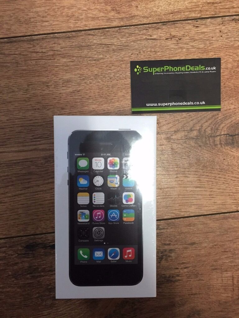 APPLE IPHONE 5S 32GB (SPACE GRAYUNLOCKED TO ALL NETWORKSNEW SEALEDFULL WARRANTYin Coventry, West MidlandsGumtree - APPLE IPHONE 5S 32GB (SPACE GRAY) UNLOCKED TO ALL NETWORKS NEW SEALED FULL WARRANTY RECEIPT WILL BE PROVIDED FOR TOTAL PEACE OF MIND TEL 02476 267847