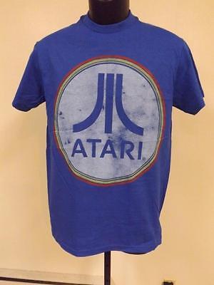 NEW Vintage Atari Logo Mens Adult SIZE S-M- L-2XL T-SHIRT