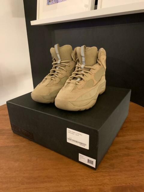 huge selection of 5163c e105f Yeezy Season 6 Desert Rat Boots (Taupe / UK 8) | in Eccles, Manchester |  Gumtree