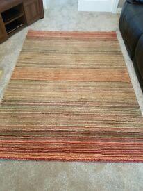Next striped rug