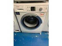 Bosch white good looking 8kg 1400spin washing machine