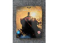 Batman Begins Blu Ray Steelbook (2D)