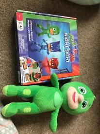 Pj masks game and toy