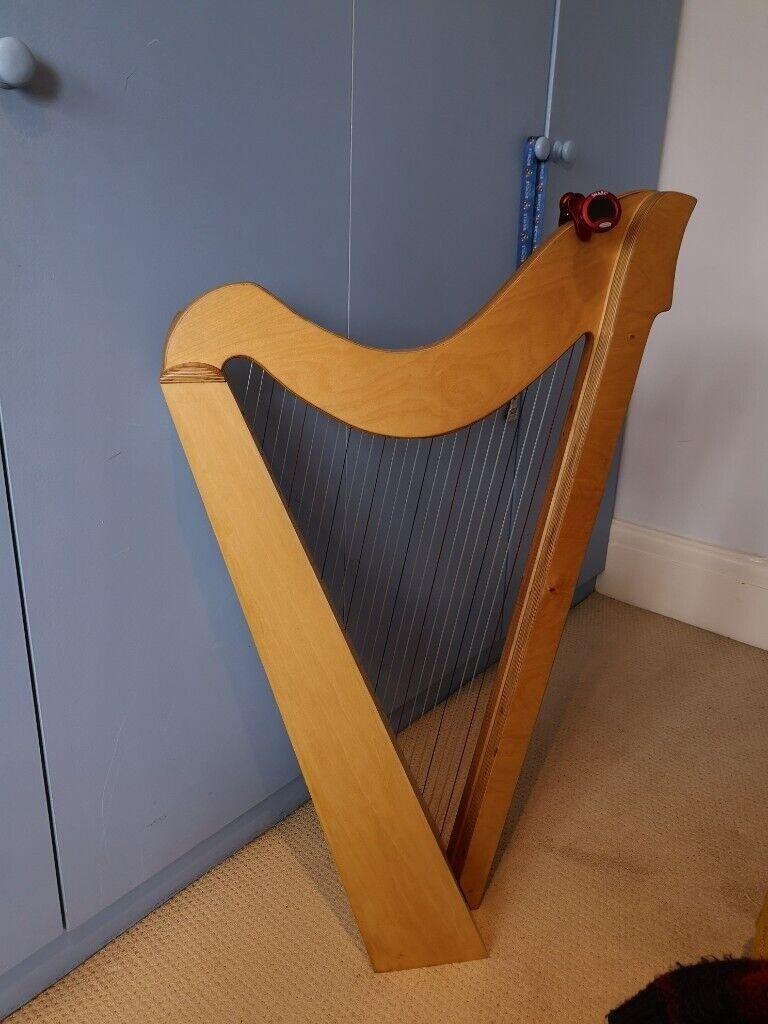 Harp for Sale 27 strings   in Finchley, London   Gumtree