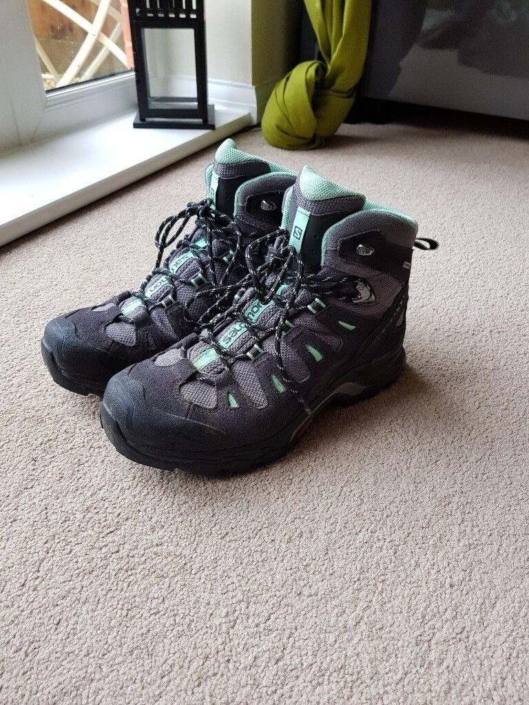 Salomon walking boots - size 7
