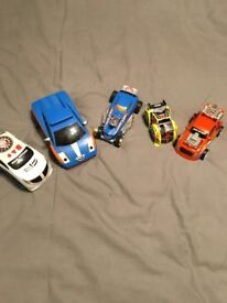 Job lot of vehicles