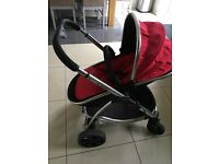 Icandy strawberry pram
