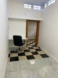 Commercial Office/Workshop space to let in Camden Town NW1, Central London