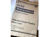 New GCSE 9-1 Course Maths Practice Exams